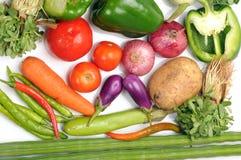 Warzywa tło zdjęcia royalty free