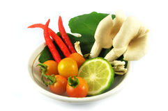 Warzywa ustawiający Zdjęcia Stock