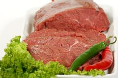 warzywa wołowiny Obrazy Stock