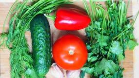 warzywa żyje Fotografia Royalty Free