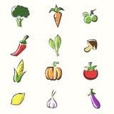 warzywo Obrazy Royalty Free
