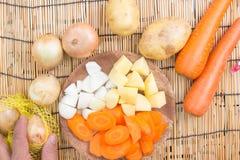 Warzywo dla kucharstwa zdjęcia stock