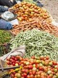 Warzywo, plenerowy rynek Zdjęcia Stock