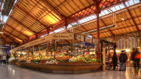 Warzywo rynek w Colmar Fotografia Stock