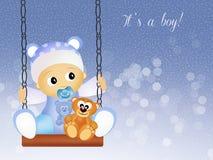 Was born a boy Stock Image
