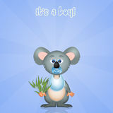 Was born a male. Illustration of was born a male vector illustration