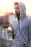 It was good workout. Royalty Free Stock Images