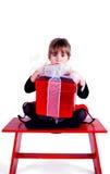 Was ich für Weihnachten wünsche Stockfotografie
