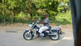 Motorcycles  ridding stock photos