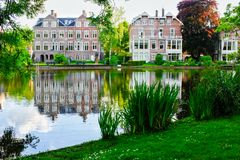 Beautiful Amsterdam Royalty Free Stock Image