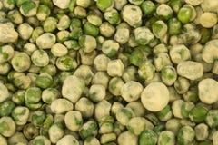 Wasabi豌豆 免版税库存照片