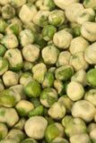 Wasabi豌豆 免版税库存图片