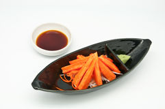 wasabi имитации crabmeat Стоковое Изображение RF