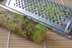 wasabi στοκ εικόνα