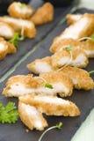 Wasabi Chicken Stock Photo