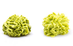 Wasabi isolated Royalty Free Stock Photos