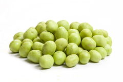 Wasabi peanut Stock Photography