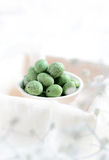 Wasabi Peanuts II Royalty Free Stock Photography