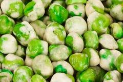 Wasabi Peas Royalty Free Stock Photo