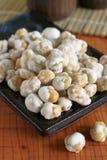 Wasabi Peas Stock Image