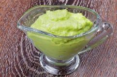 Wasabi Sauce Stock Images