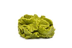Wasabi. Spice isolated on white Royalty Free Stock Photos