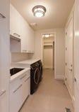 Waschküche Lizenzfreies Stockfoto