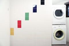 Waschküche lizenzfreie stockfotos