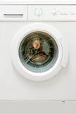 Waschmaschine Lizenzfreie Stockbilder