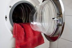 Waschmaschine Lizenzfreies Stockbild