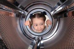 Waschmaschine Stockfotografie