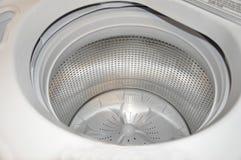 Waschmaschinekorb Lizenzfreies Stockbild