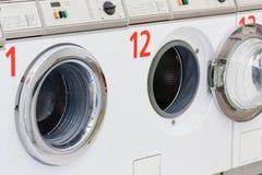 Waschmaschinen Lizenzfreies Stockbild