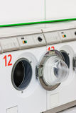 Waschmaschinen stockbilder