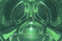 Waschmaschineneinzelheit lizenzfreies stockbild