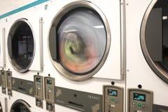 Waschsalon Lizenzfreies Stockfoto