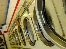 Waschsalon Lizenzfreie Stockfotos