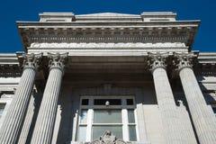 Wasco County domstolsbyggnad Royaltyfria Bilder