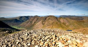 Wasdale Fells Stock Image