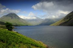 Wasdale Head. Wast Water, Lake District, England Stock Photo