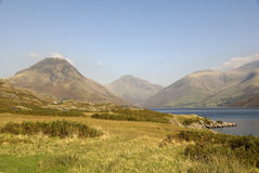 Wasdale Head, Cumbria. Royalty Free Stock Image