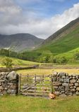 Wasdale Head, Cumbria Royalty Free Stock Photos