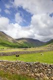 Wasdale Head, Cumbria. Wasdale Head near Wast Water, the Lake District, Cumbria, England Royalty Free Stock Photo