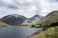 Wasdale Lake District England Mountain scafell 2 Royalty Free Stock Images