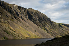 Wasdale Lake District England Mountain scafell Royalty Free Stock Photos