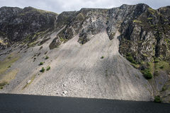 Wasdale Lake District England Mountain scafell 4 Royalty Free Stock Photo