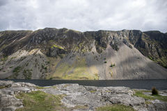 Wasdale Lake District England Mountain scafell 5 Stock Images