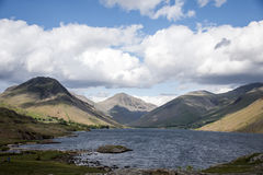 Wasdale Lake District England Mountain scafell 6 Stock Photos