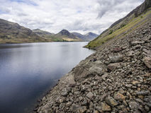 Wasdale Lake District England Mountain scafell 8 Stock Photography