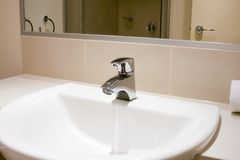 Wash basin Stock Photography